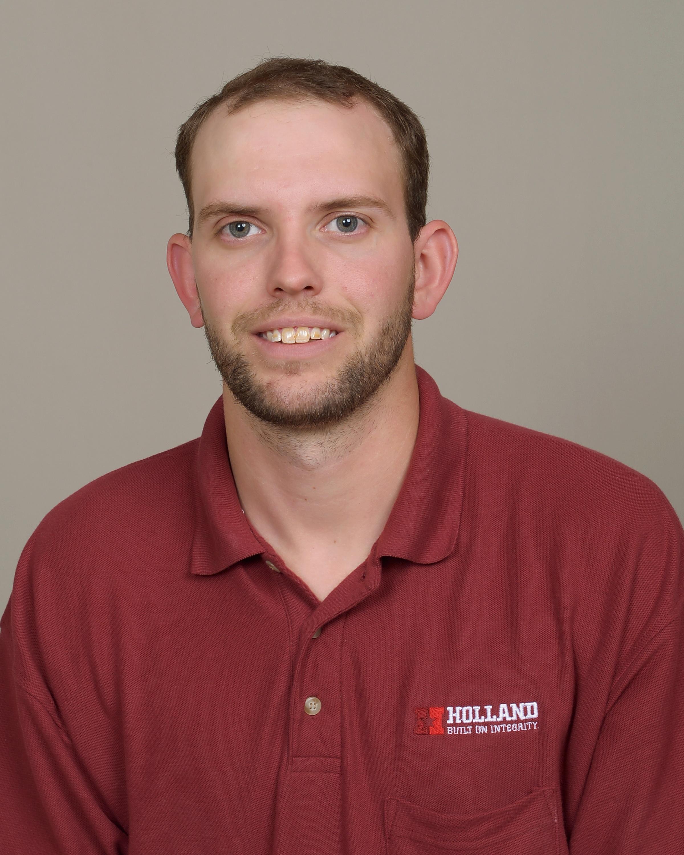 Nate Kinzinger, Assistant Superintendent
