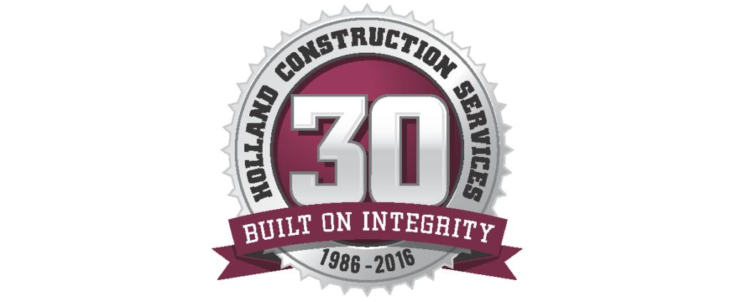 HCS 30 Logo Built on Integrity2