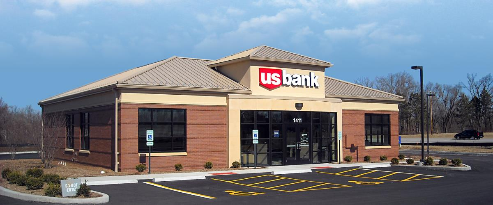 US Bank exterior