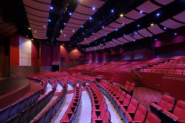 OTHS Milburn - Auditorium Interior