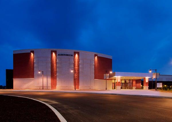 OTHS Milburn - Auditorium