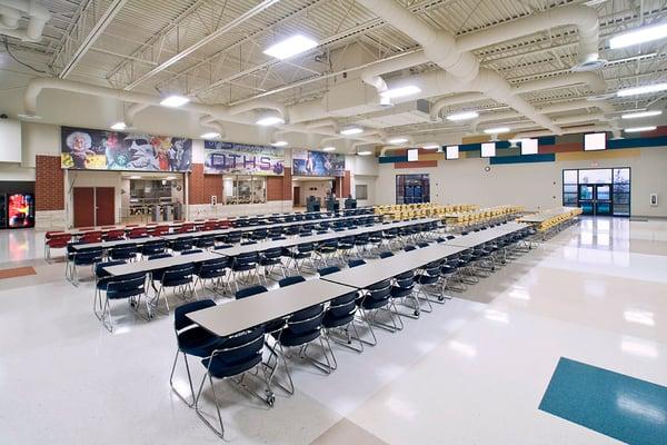 OTHS Milburn - Cafeteria