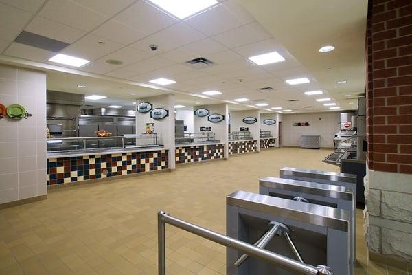 OTHS Milburn - Food Serving