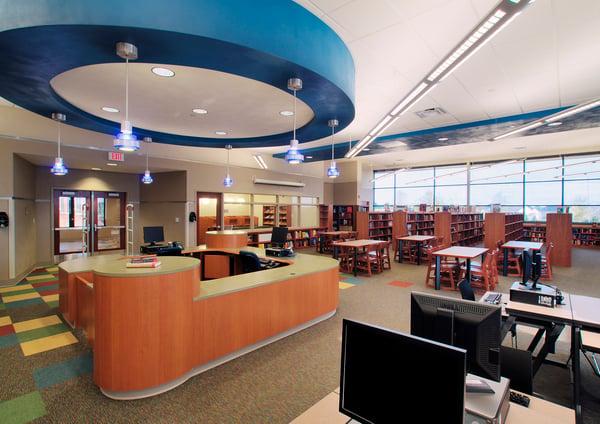 OTHS Milburn - Media Center