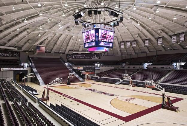 SIUC Basketball_Arena