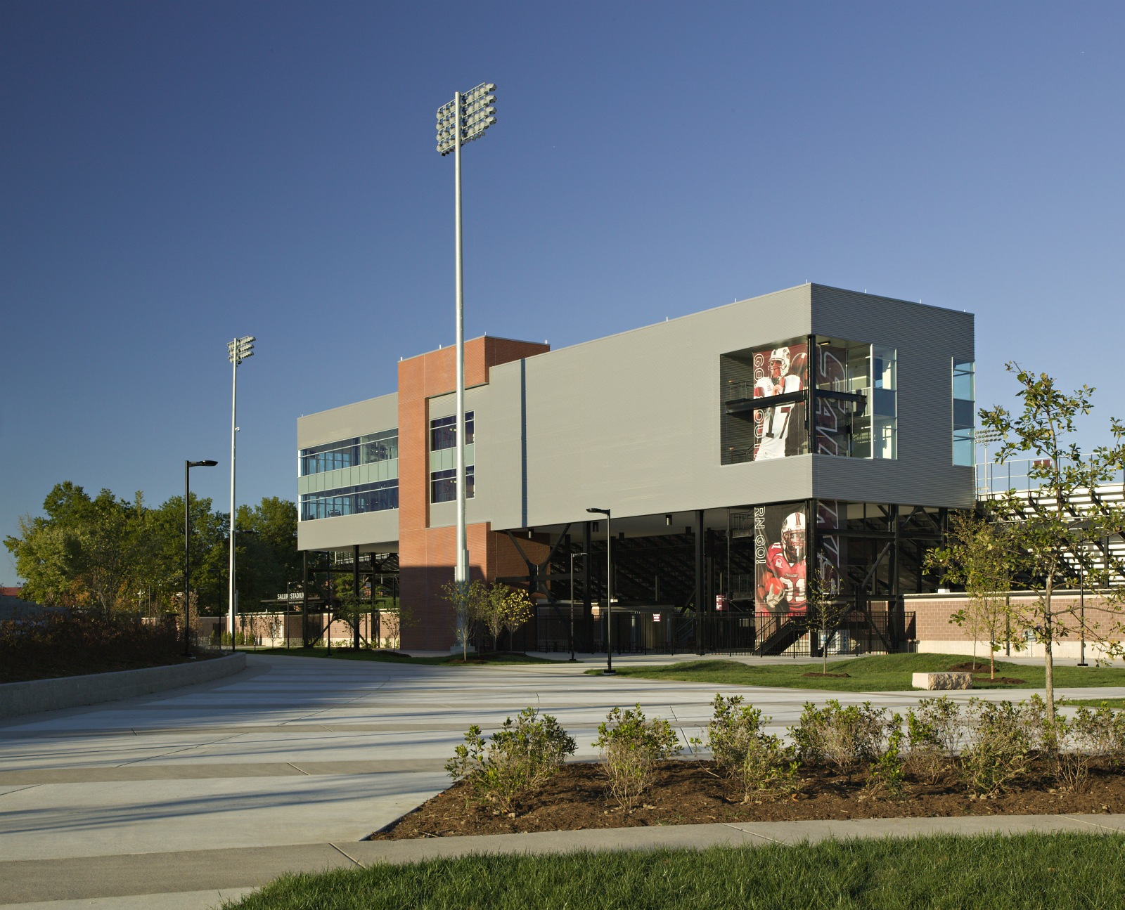 SIUC Football - Front 1