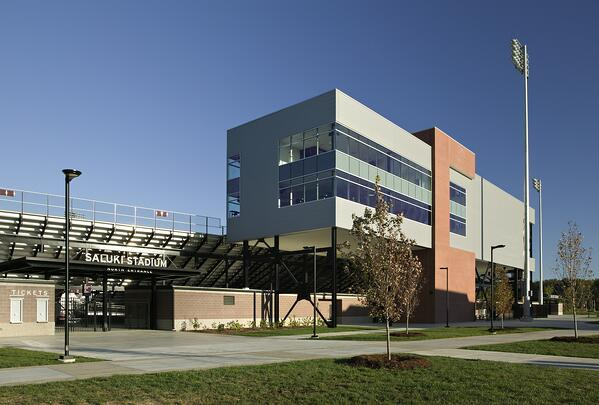 SIUC Football - Front 2