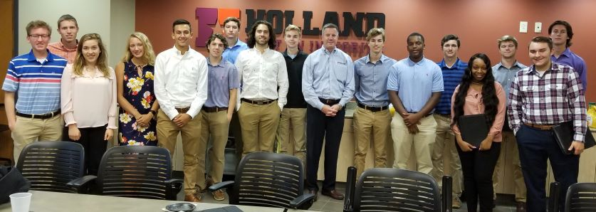 2018 Belleville CEO Class cropped (small)
