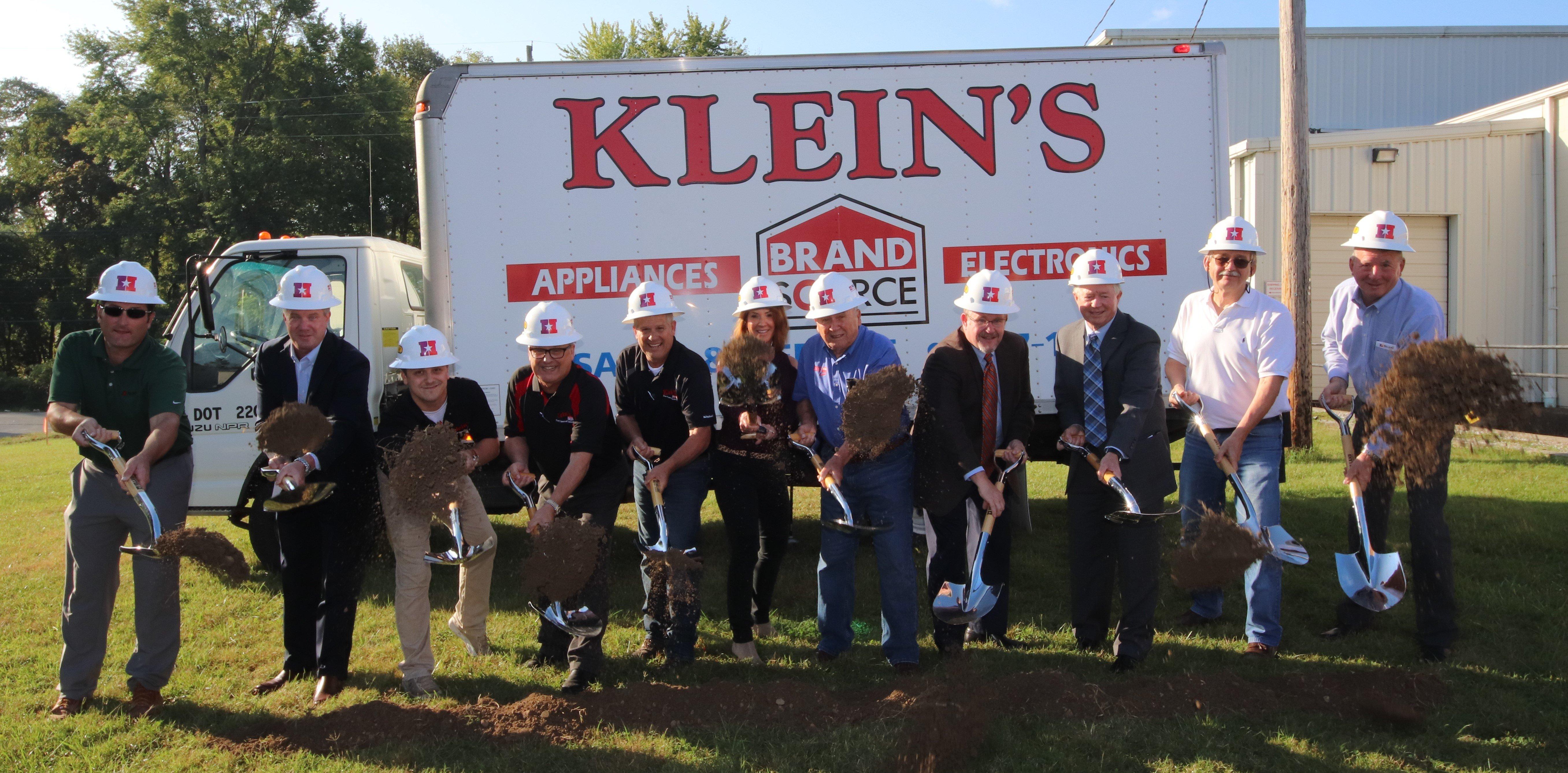 Klein's Groundbreaking