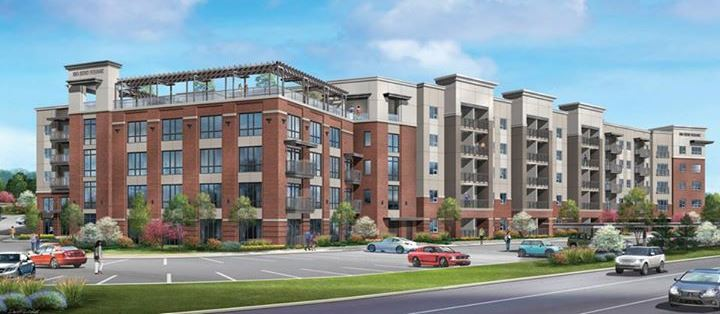 The Villages of Twin Oaks rendering